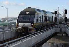 Union Pearson Express train