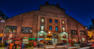 St. Lawrence Market - Exterior