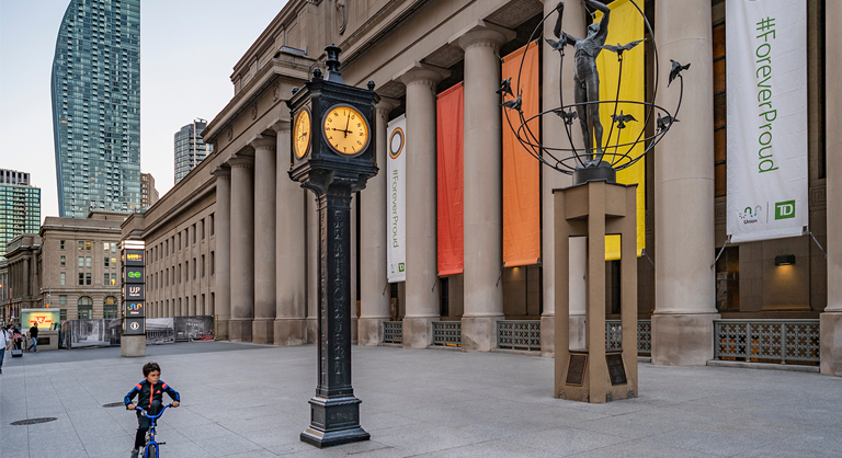 Discover arts & culture in Toronto