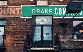 The Drake Commissary