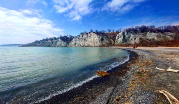 The Scarborough Bluffs Trail