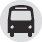 GO Transit bus icon